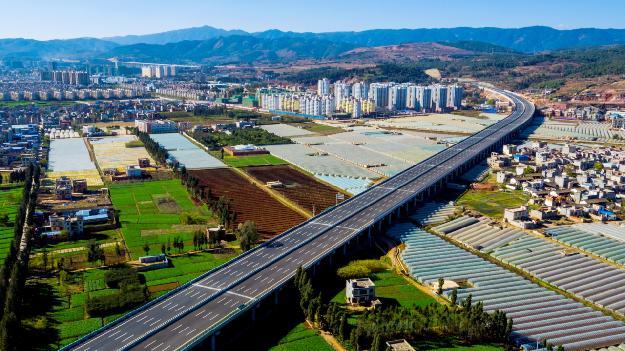 云南滇中新区:GDP加速度奔跑,超越曲靖、玉溪