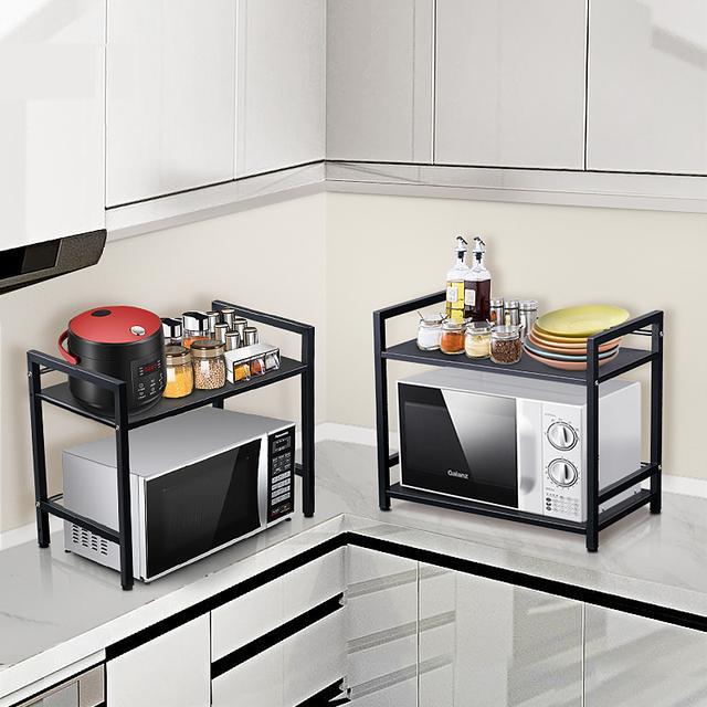 厨房多功能置物架壁挂
