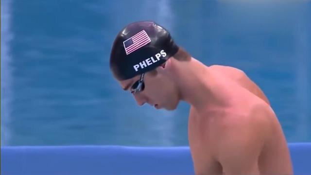 大鲨鱼再世!回顾孙杨上届奥运逆天1500米游泳比赛霸气夺冠!