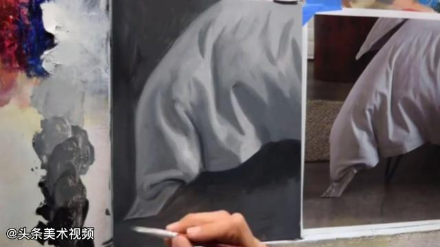 水粉鱼的画法步骤图片