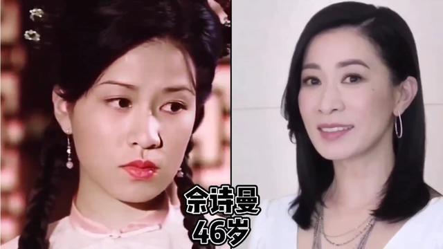 香港女明星年轻照片