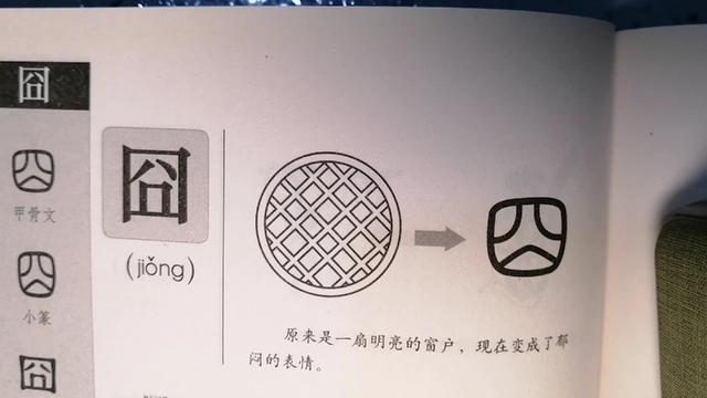 多个汉字组成的一幅画