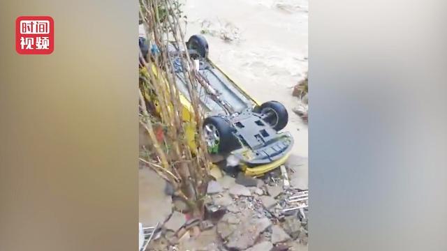 广西多地暴雨引发洪水 桂林一度假山庄被洪水围困 已救出80余人