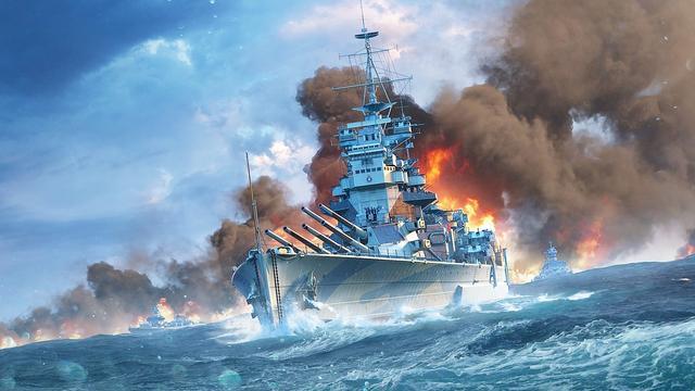 """世界上最早的战列舰--英国的""""海军上将""""级_凤凰网大风号_凤凰网"""