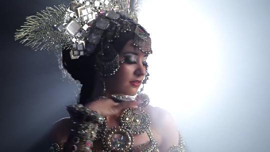 舞蹈 肚皮 印度