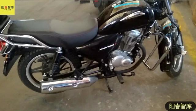 本田太子摩托车th100
