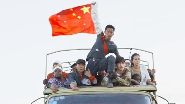 中国军人战狼