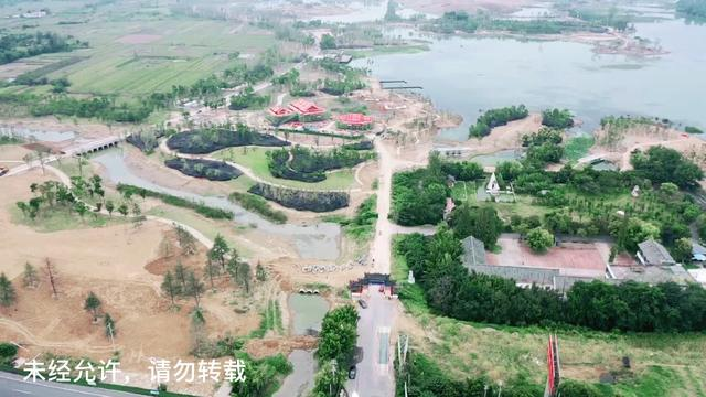 阜阳颍州西湖公园改造进度太慢!十月恐怕不能开放