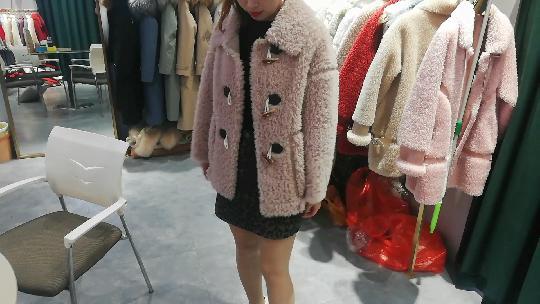羊毛绒服装
