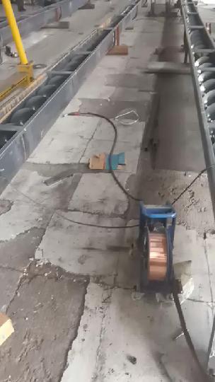 排屑机电气原理图