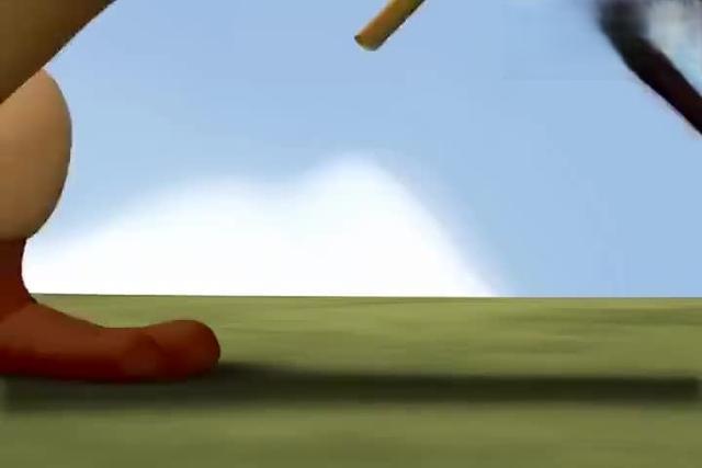 一个奥斯卡获奖短片《无翼鸟》,仅仅3分钟的动画短片》