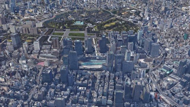 谷歌3D地图下载 谷歌3D地图 V7.3.2.5491 绿色免费... _软件下载