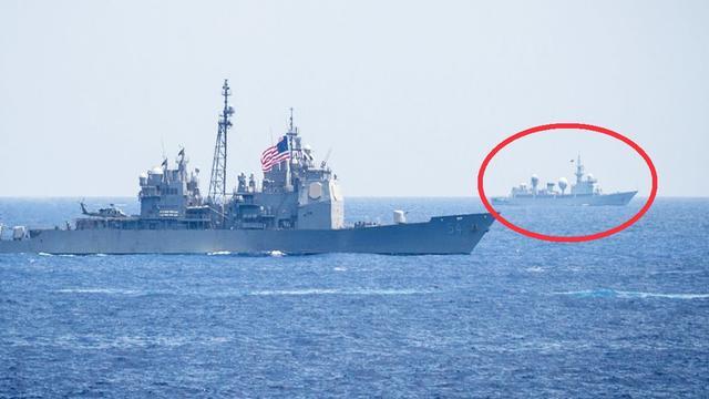 中国海军八一标志船锚
