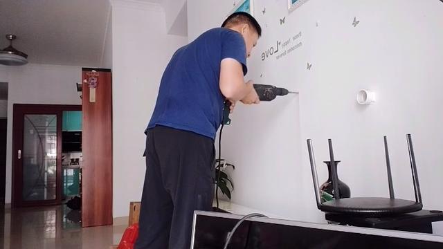 创维电视43挂架安装图