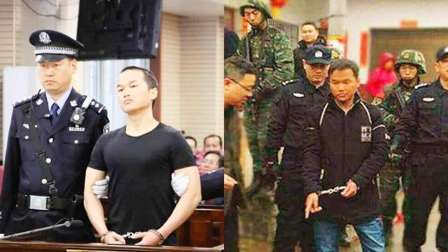 公审过后,他们被押往刑场执行死刑(组图)_中华网