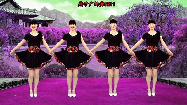 北江美广场舞版王馨