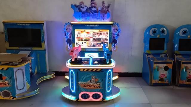 新款棒棒糖 儿童乐园大型投币礼品电玩游戏机电玩游艺机三佳...