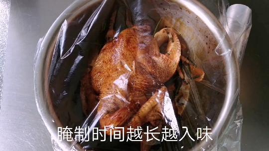 「电饭煲焗鸡」做法