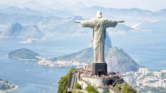 光芒四射的8个现代主义巴西建筑- 豆丁网