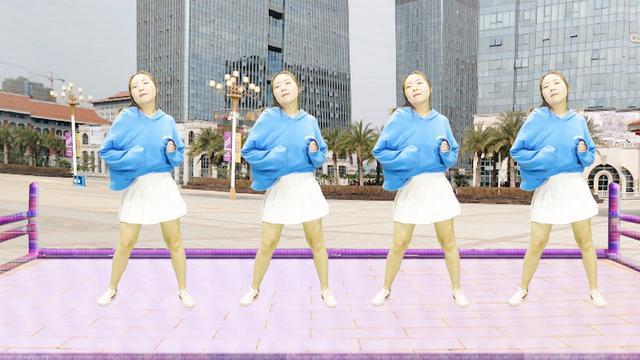 北江美广场舞32步小英广场舞