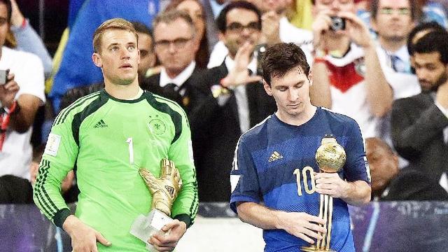 重回2014!梅西离世界杯冠军究竟有多近?近到可以直接封王!