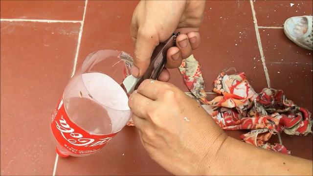 旧帽子,饮料瓶别扔!手把手教您手工DIY自制创意花盆!