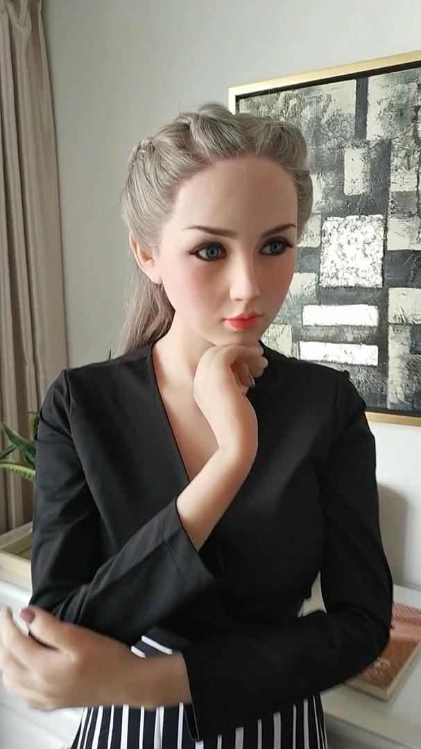XY伴侣xydoll实体娃娃不掉发工艺展示