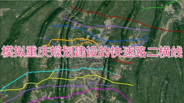 打庆高速公路路线图