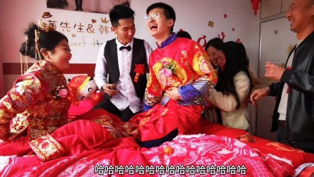 极品新娘大闹洞房,这段真是看一次笑一次,真是太逗了!