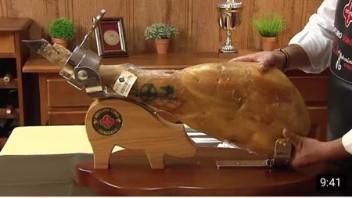 西班牙的顶级美食-伊比利亚火腿-教育频道-手机搜狐