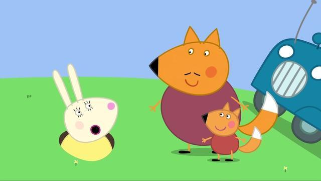 狐貍卡通頭像