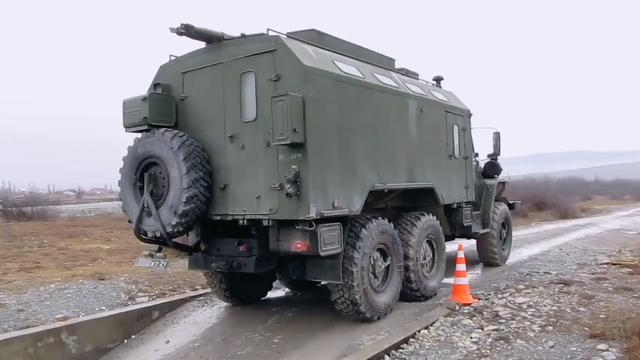 乌拉尔4320卡车