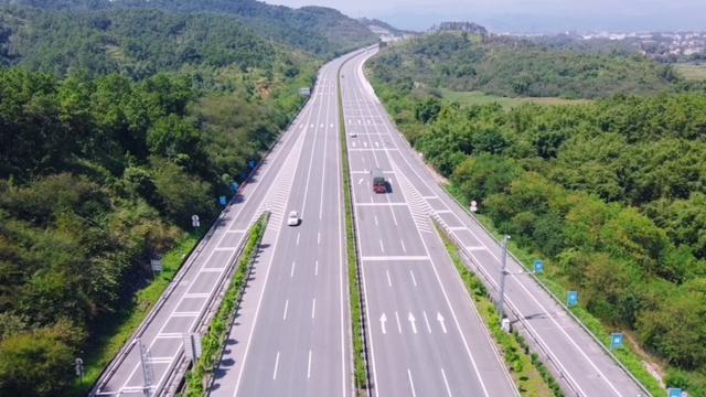 广东高速公路网最新图