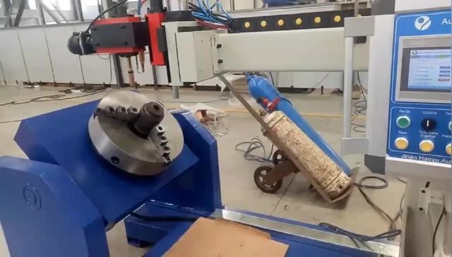 pe管全自动电熔焊接机