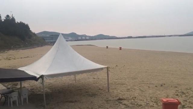 威海释家沙滩民宿出门即是沙滩,可以烧烤,踏浪随你!