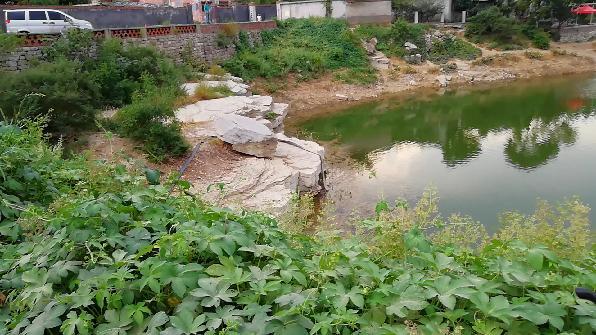 济南东部浆水泉水库,山清水秀,清风拂面,天凉好个秋。
