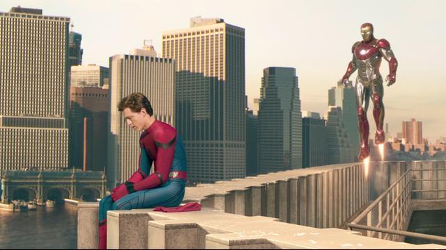 钢铁侠邀请蜘蛛侠加入复联,却被果断拒绝,不久后他后悔了!