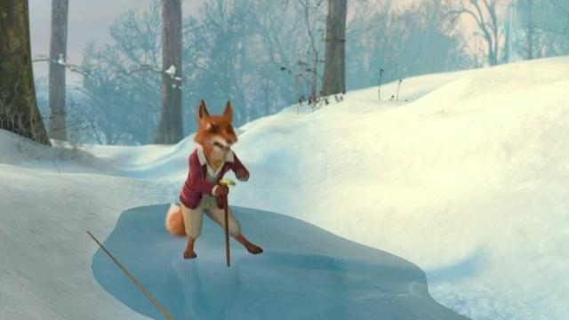 狐貍卡通頭像面具