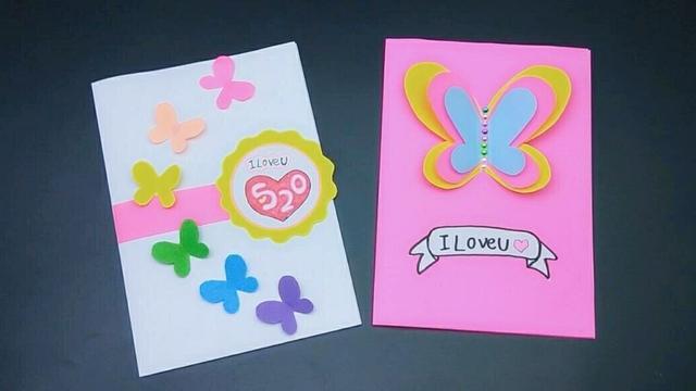 教师节礼物,做一个永不过期的立体贺卡,关键简单漂亮还实用