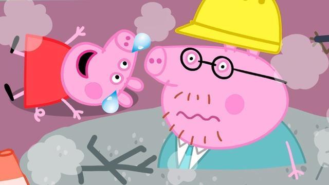 画猪的简笔画小猪佩奇