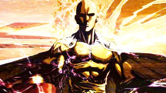 一拳超人人物实力排名