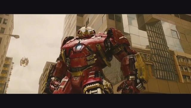 钢铁侠身穿反浩克战甲对战绿巨人,这段打斗十分精彩_网易视频