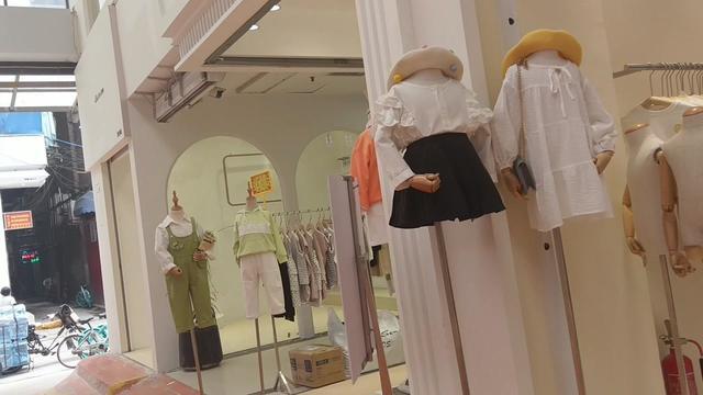 沙河服装批发市场图片