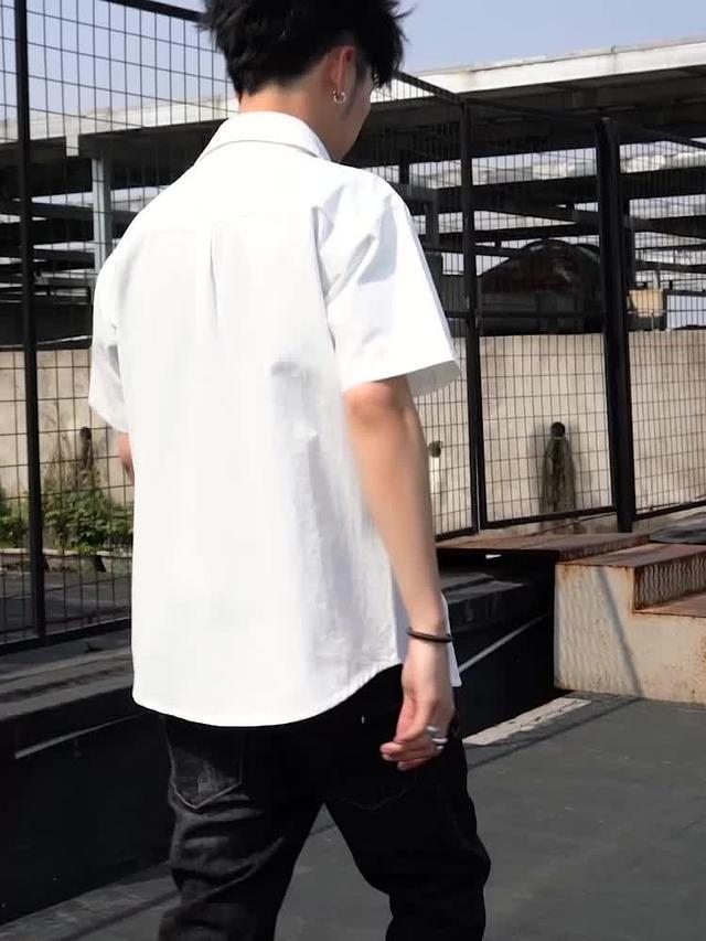 纯棉质男长袖衬衫有哪些可选?