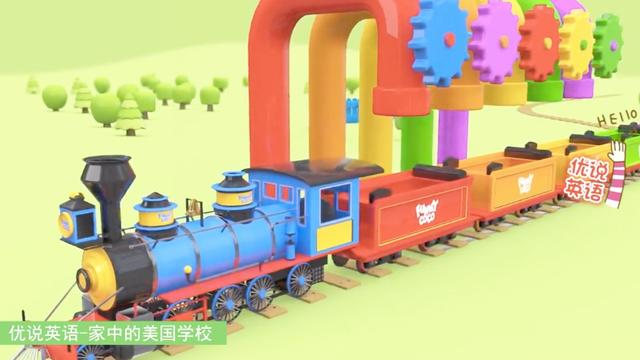 托马斯小火车视频玩具