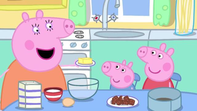 小猪佩奇玩具小视频