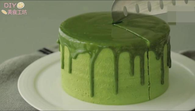 「烘焙教程」教你做經典抹茶蛋糕,新手入門教程