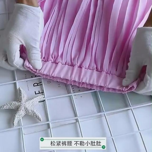 优雅甜美的女童夏季连衣裙小套装针织,附教程与图解