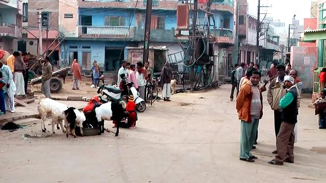 中国人到印度,实拍印度西部的大城市街景,看看发展怎么样?