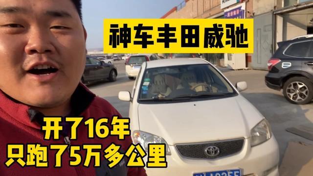 丰田威驰2019款